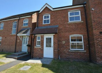 Thumbnail 3 bed end terrace house to rent in Whimbrel Chase, Scunthorpe