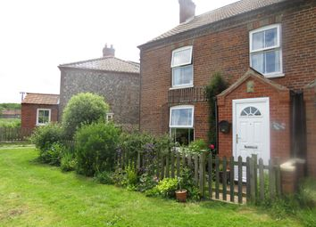 Thumbnail 3 bedroom terraced house for sale in The Common, West Runton, Cromer