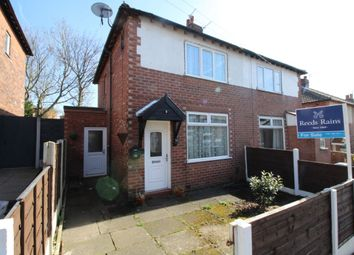 Thumbnail 2 bed semi-detached house for sale in Stream Terrace, Offerton, Stockport