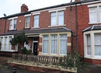Thumbnail 1 bed flat to rent in Coronation Crescent, Monkseaton