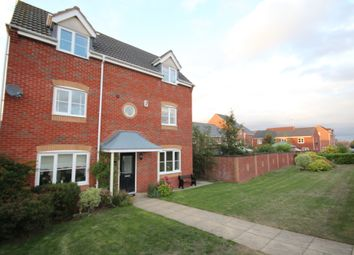 Thumbnail 4 bed detached house for sale in Jasmine Way, Bedworth