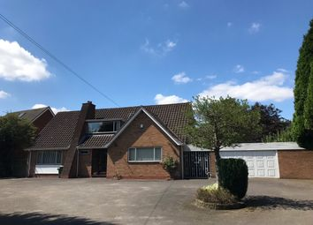 Thumbnail 4 bed detached bungalow to rent in Alcester Road, Wythall, Birmingham, West Midlands