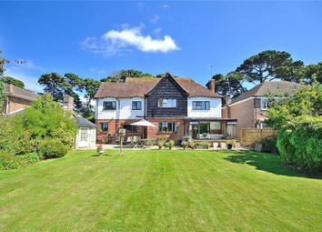 Thumbnail 4 bed detached house for sale in North Drive, Angmering, West Sussex