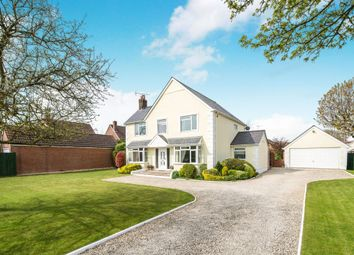 Thumbnail 4 bed detached house for sale in Weyhill Road, Penton Corner, Andover