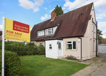 Thumbnail 2 bedroom semi-detached house for sale in Northwood, London
