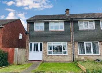 Thumbnail 3 bed end terrace house for sale in Lon-Y-Ddraenen, Caerphilly