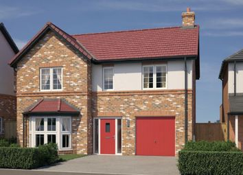 "Thumbnail 4 bed detached house for sale in ""The Norbury"" at Chilton, Ferryhill"