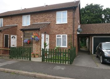 Thumbnail 1 bedroom maisonette for sale in Evergreen Close, Marchwood, Southampton