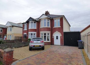 Thumbnail 4 bed semi-detached house for sale in Mossom Lane, Thornton-Cleveleys