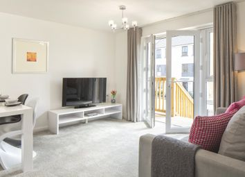 "Thumbnail 2 bed flat for sale in ""Concorde"" at Square Leaze, Patchway, Bristol"