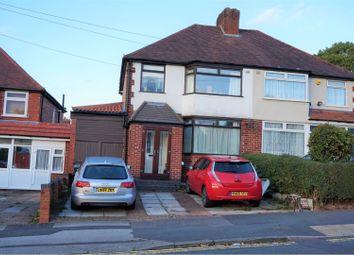 3 bed semi-detached house for sale in Lockwood Road, Birmingham B31