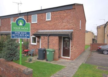 Thumbnail 1 bed flat for sale in Ash Acre, Belper