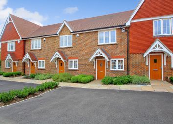 Thumbnail 2 bed terraced house to rent in Willow Place, Barns Green, Horsham