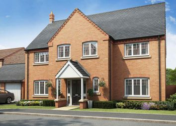 "Thumbnail 5 bedroom detached house for sale in ""The Sonnet"" at Crossley Retail, Carpet Trades Way, Kidderminster"