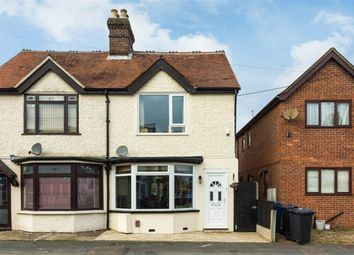 Thumbnail 3 bed semi-detached house for sale in Pineapple Road, Amersham, Buckinghamshire