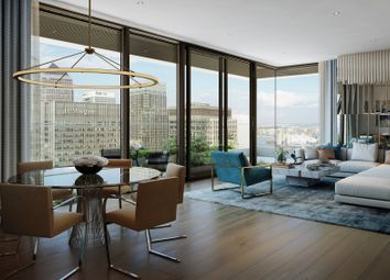 Thumbnail 2 bed flat for sale in Marsh Wall, Wardian London, Design Cube At Ballymore
