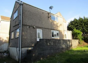 Thumbnail 1 bedroom end terrace house for sale in Peniel Green Road, Llansamlet, Swansea, City And County Of Swansea.