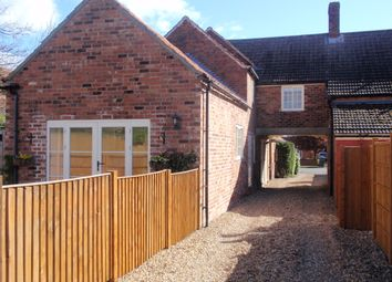Thumbnail 2 bed barn conversion to rent in High Street, Swinderby, Lincoln
