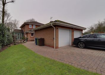 4 bed detached house for sale in Sheringham Covert, Stafford ST16