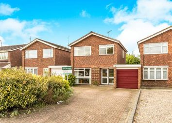 Thumbnail 3 bed detached house for sale in Hayle Avenue, Warwick