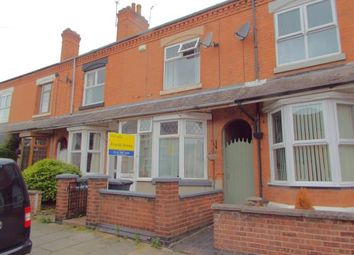 Thumbnail 2 bedroom terraced house for sale in Milligan Road, Leicester