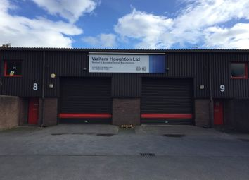 Thumbnail Light industrial to let in Units 8&9 Manor Industrial Estate, Flint, Flintshire