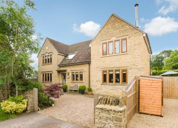 Thumbnail 4 bed detached house for sale in Cleveley Road, Enstone, Chipping Norton
