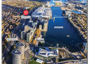 Thumbnail Studio for sale in Siemens Brothers Way, Royal Wharf, Docklands