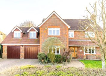 Thumbnail 5 bed detached house for sale in Bluebell Drive, Goffs Oak, Hertfordshire