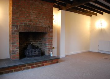 Thumbnail 2 bed cottage to rent in Highways, The Green, Sarratt