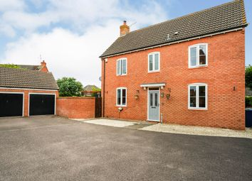 Thumbnail 4 bed detached house for sale in Bellflower Road, Walton Cardiff, Tewkesbury