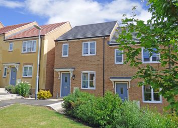 Thumbnail 2 bed end terrace house for sale in Crocker Way, Wincanton