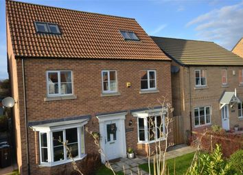 Thumbnail 5 bed detached house for sale in Bracken Close, Sherburn In Elmet, Leeds