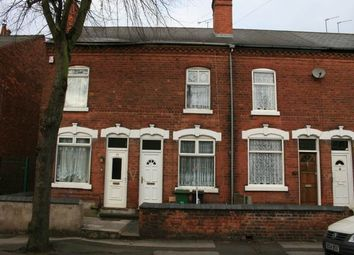 Thumbnail 2 bedroom terraced house to rent in Scarborough Road, Pleck, Walsall