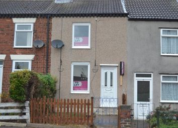 Thumbnail 2 bedroom terraced house to rent in Clay Lane, Clay Cross, Chesterfield
