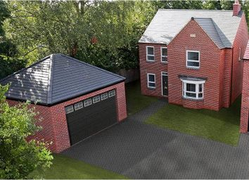 Thumbnail 4 bed detached house for sale in Main Road, Crick, Northampton, Northamptonshire