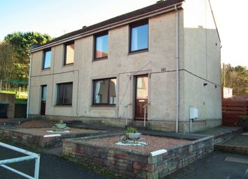 Thumbnail 2 bed semi-detached house for sale in Queens Road, Eyemouth