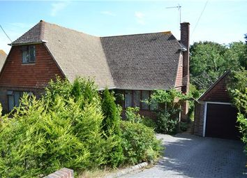 Thumbnail 3 bed detached house to rent in Farley Ende Farley Way, Fairlight, Hastings, East Sussex