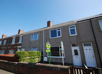 Thumbnail 3 bed terraced house for sale in Seventh Avenue, Ashington