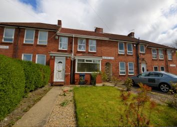 Thumbnail 3 bedroom terraced house for sale in Pease Avenue, Pendower Estate, Newcastle Upon Tyne