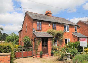 Thumbnail 3 bedroom semi-detached house for sale in Heathfield Avenue, Binfield Heath, Henley-On-Thames