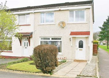 Thumbnail 3 bed end terrace house for sale in Hawthorn Drive, Bonnybridge, Stirlingshire