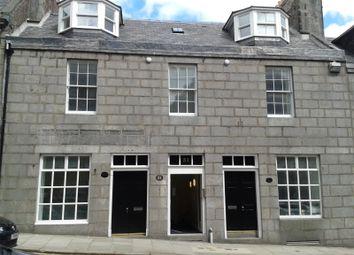 Thumbnail 1 bedroom flat to rent in 51E Marischal Street, Aberdeen