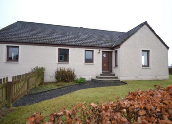 Thumbnail 4 bed detached bungalow to rent in Viewfield, Dunning
