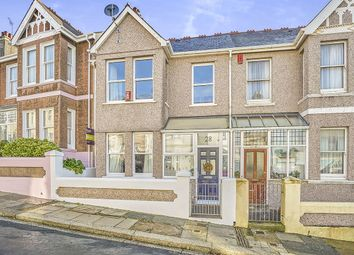 Thumbnail 3 bedroom terraced house for sale in Holland Road, Peverell, Plymouth