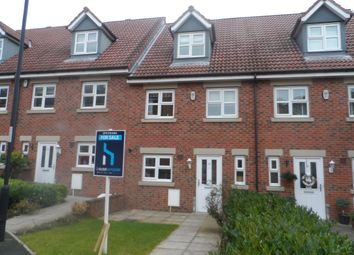 Thumbnail 4 bedroom town house for sale in Hawks Edge, West Moor, Newcastle Upon Tyne