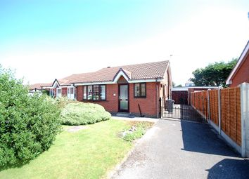 Thumbnail 2 bedroom semi-detached bungalow for sale in Dunbar Close, Blackpool