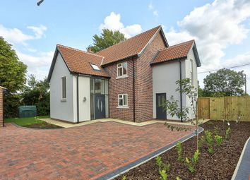 Thumbnail 4 bed detached house for sale in Stretham Road, Wilburton, Ely