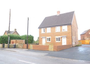 Thumbnail 2 bedroom semi-detached house to rent in Egerton Court, Wellington Road, Muxton