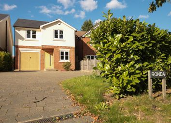 5 bed detached house for sale in Middle Street, Nazeing, Waltham Abbey EN9
